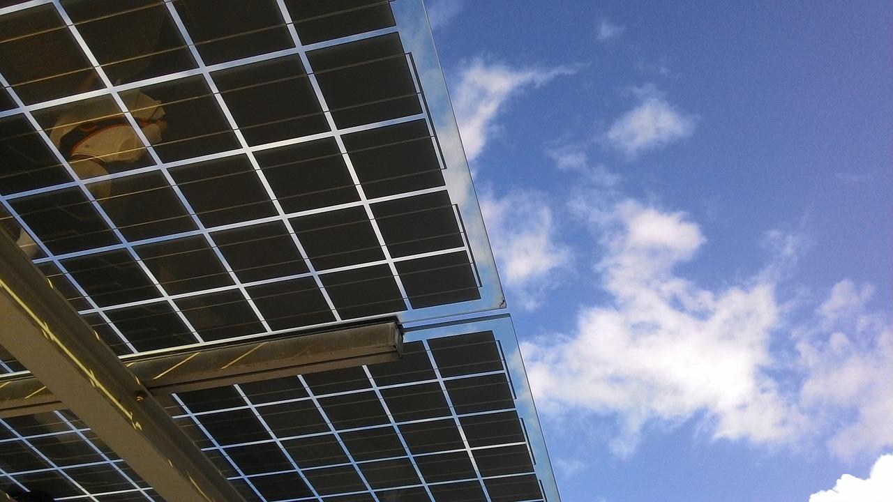 Utilisation des panneaux solaires aujourd'hui.